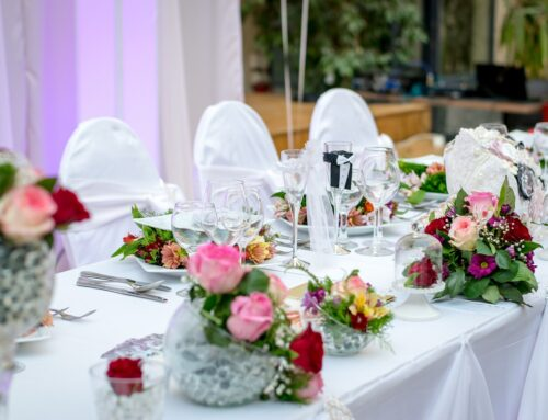 Przygotuj salę weselną na udaną imprezę